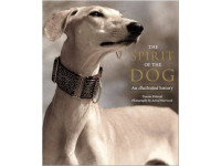The Spirit of the Dog explores how dog breeds developed. The cover girl is Minnie, a Saluki, in Gloucestershire