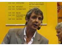 Neil Morrissey recommends rescue dogs.
