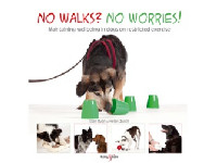No Walks? No Worries! is Sian's book to help you and your dog get through crate rest.
