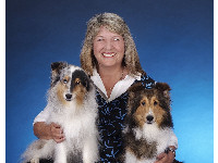 In this interview Pam shares anecdotes about her own dogs.