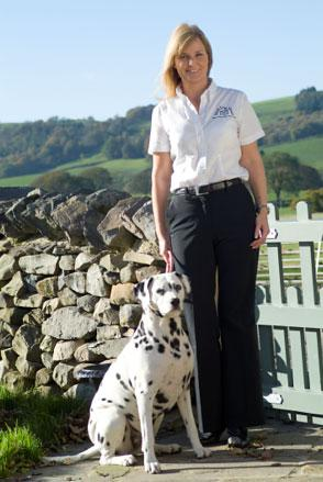 Lee Dancy started Barking Mad when she looked for an alternative to kennels for her own dog. Tags: alternative to kennels Barking Mad dog dog home boarding dog sitting holiday