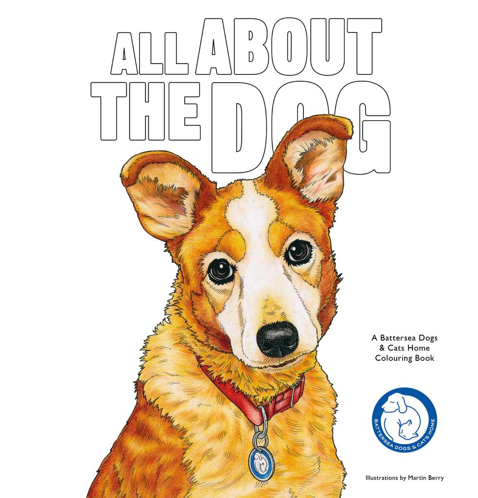 Battersea's brand-new colouring book for adults features a variety of breeds – perfect for any dog devotee who needs to take a mindful moment every now and then. Tags: Battersea Christmas colouring book