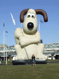 Gromit and Julie