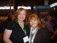 Julie and Lesley Nicol