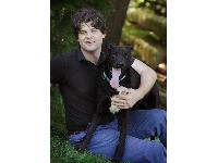 Dr Brian Hare is investigating canine intelligence with citizen science project Dognition.