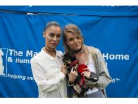 Paws at the ready as The Mayhew Animal Home is set to hold one of the best dog shows of the summer on Sunday July 16th.<br /> Photo Credit (Bonnie Baker)<br /> Cally Jane Beech helping to judge.