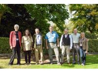 The line up of speakers at Wolf Awareness UK, hosted by Maxwell Muir.