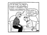 RSPCA and Rupert Fawcett