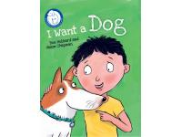 I Want a Dog  £12.99<br /> Battersea's brand-new story book, I Want a Dog, is designed to help guide children on the important things to think about before becoming a dog owner.