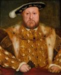 Henry VIII was a dog lover.